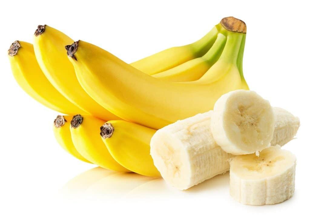 Grüne Bananendiät zur Gewichtsreduktion