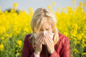 Pollenallergie