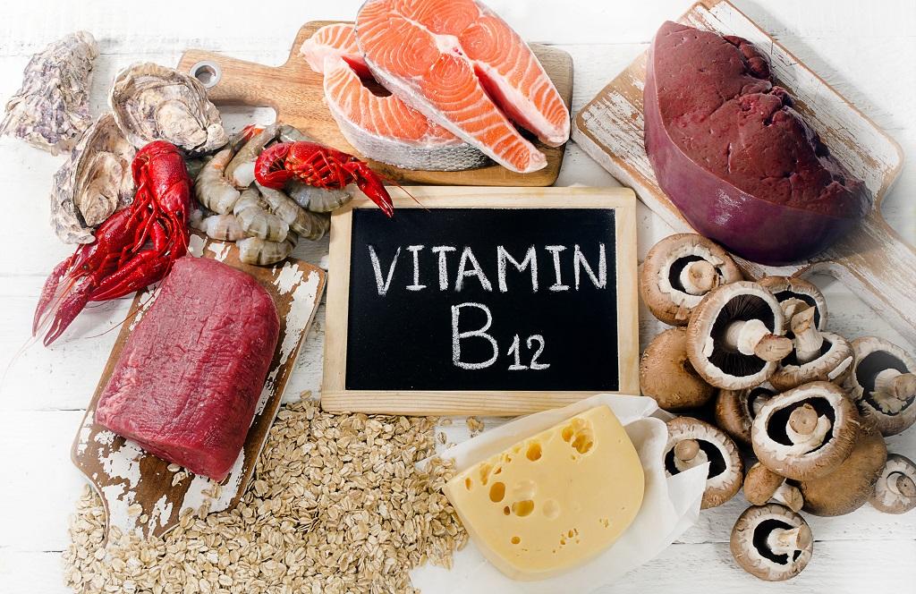 Vitamin B12-Quellen