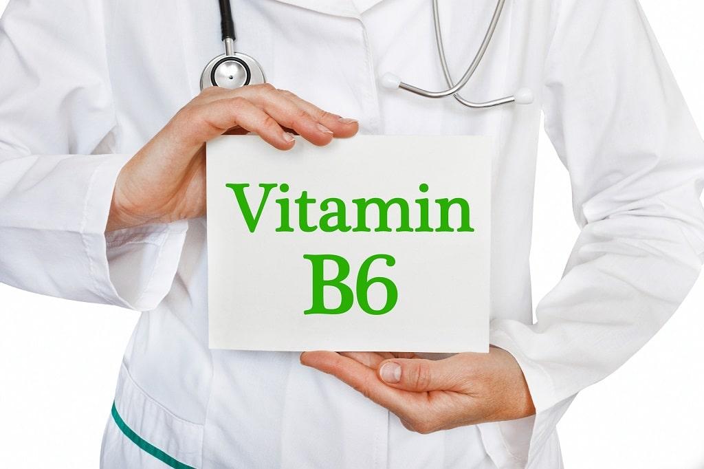 Vitamin-B6-Mangel - Symptome